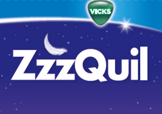 mark for ZZZQUIL VICKS, trademark #85780159