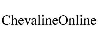 mark for CHEVALINEONLINE, trademark #85780197