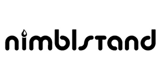 mark for NIMBLSTAND, trademark #85780236