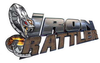 mark for IRON RATTLER, trademark #85780251