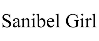 mark for SANIBEL GIRL, trademark #85780260