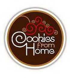 mark for COOKIES FROM HOME, trademark #85780286