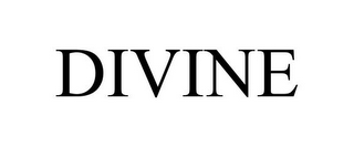 mark for DIVINE, trademark #85780459