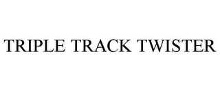 mark for TRIPLE TRACK TWISTER, trademark #85780686