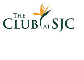 mark for THE CLUB AT SJC, trademark #85780779