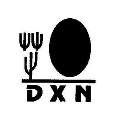 mark for DXN, trademark #85780793