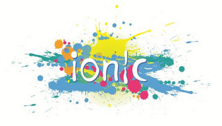 mark for IONIC, trademark #85780898