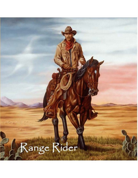 mark for RANGE RIDER, trademark #85781069