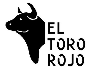 mark for EL TORO ROJO, trademark #85781088