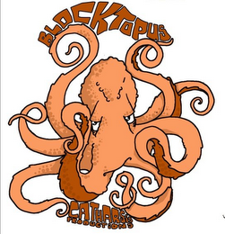 mark for BLOCKTOPUS, trademark #85781461