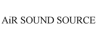 mark for AIR SOUND SOURCE, trademark #85781621