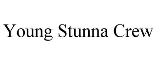 mark for YOUNG STUNNA CREW, trademark #85781635