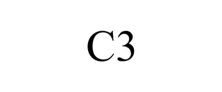 mark for C3, trademark #85781818