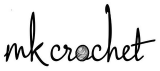 mark for MK CROCHET, trademark #85781923