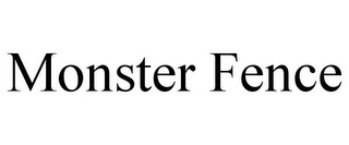 mark for MONSTER FENCE, trademark #85781957