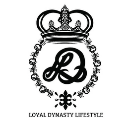 mark for LD LOYAL DYNASTY LIFESTYLE, trademark #85782147