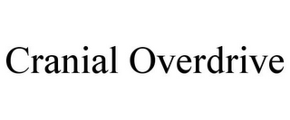 mark for CRANIAL OVERDRIVE, trademark #85782184