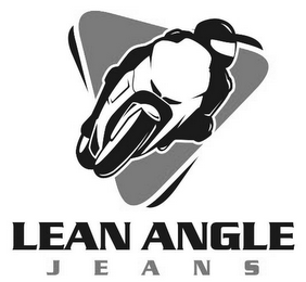 mark for LEAN ANGLE J E A N S, trademark #85782189
