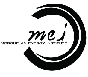 mark for MEI MORGUELAN ENERGY INSTITUTE, trademark #85782406