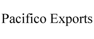 mark for PACIFICO EXPORTS, trademark #85782500