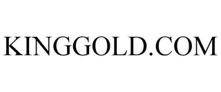 mark for KINGGOLD.COM, trademark #85782683