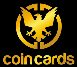mark for COIN CARDS, trademark #85782791