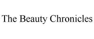 mark for THE BEAUTY CHRONICLES, trademark #85783243