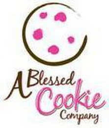 mark for A BLESSED COOKIE COMPANY, trademark #85783473