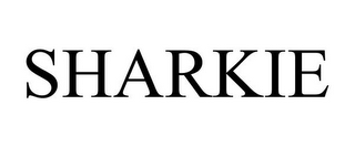 mark for SHARKIE, trademark #85783546