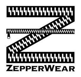 mark for Z ZEPPERWEAR, trademark #85783782