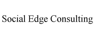 mark for SOCIAL EDGE CONSULTING, trademark #85783839