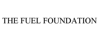 mark for THE FUEL FOUNDATION, trademark #85784133