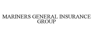 mark for MARINERS GENERAL INSURANCE GROUP, trademark #85784204