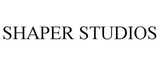 mark for SHAPER STUDIOS, trademark #85784237