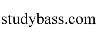 mark for STUDYBASS.COM, trademark #85784363