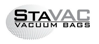 mark for STAVAC VACUUM BAGS, trademark #85784445