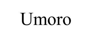 mark for UMORO, trademark #85784525