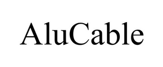 mark for ALUCABLE, trademark #85784660