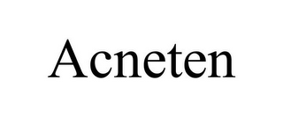 mark for ACNETEN, trademark #85784841