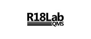 mark for R18LAB QMS, trademark #85784922