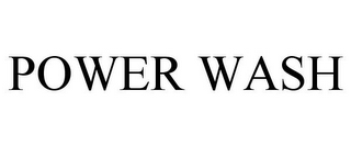 mark for POWER WASH, trademark #85785215