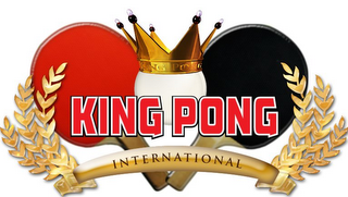 mark for KING PONG KING PONG INTERNATIONAL, trademark #85785510
