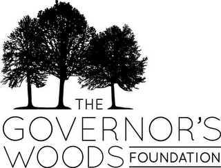 mark for THE GOVERNOR'S WOODS FOUNDATION, trademark #85785657