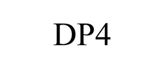 mark for DP4, trademark #85785755