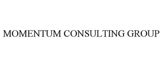 mark for MOMENTUM CONSULTING GROUP, trademark #85786203