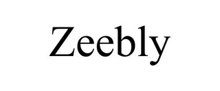 mark for ZEEBLY, trademark #85786244