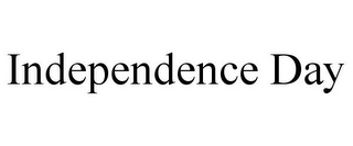 mark for INDEPENDENCE DAY, trademark #85786254