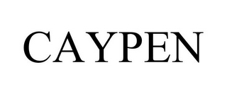 mark for CAYPEN, trademark #85786962
