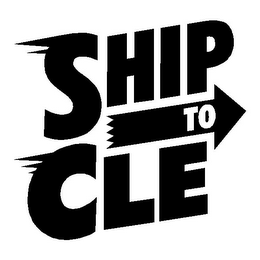 mark for SHIP TO CLE, trademark #85787193