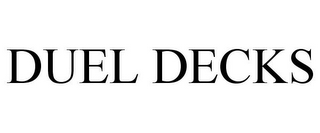 mark for DUEL DECKS, trademark #85787216